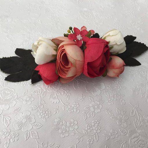 1596852955667996 Gelin Buketi Çiçeği Kırmızı Set 3 1