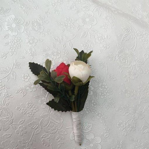 1596852957067228 Gelin Buketi Çiçeği Kırmızı Set 2 1