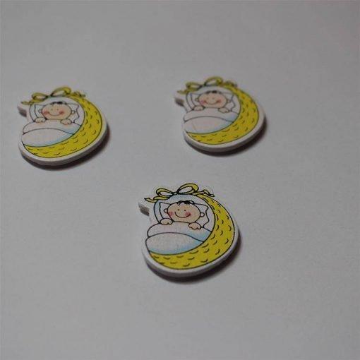 1597056921657346 Yapışkanlı Kundakta Bebek Sticker 1 Paket 1 1