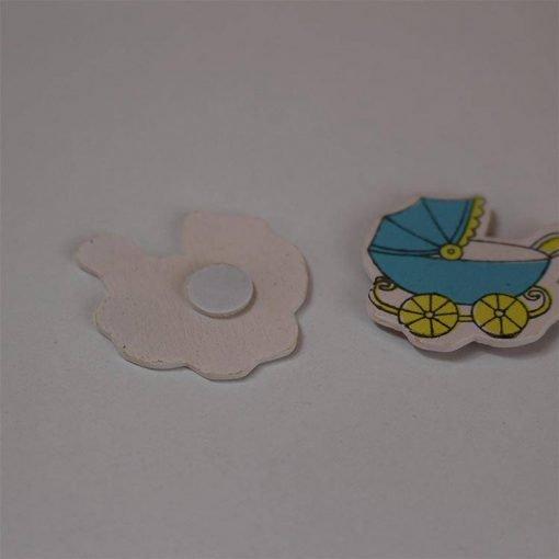 1597057115448353 Yapışkanlı Sticker Bebek Arabası 1 Paket 2 1
