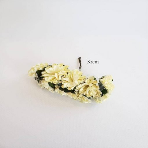 1597209318676007 Kağıt Karanfil Çiçek 120 li Paket 4 1