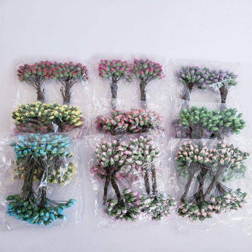 1597209557324097 Kağıt Mini Lale Çiçek 120 li 1 1