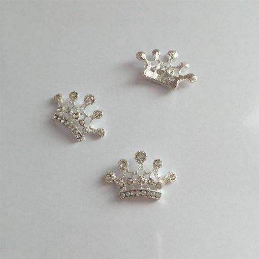1597225068502499 Minik Kral Tacı Gümüş Renk 1