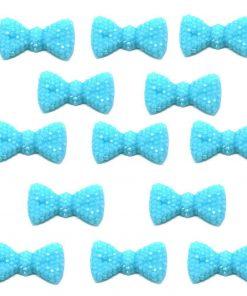 1633517859202617 polyester fiyonk mavi